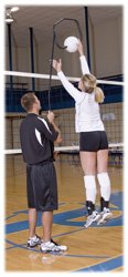 Tandem Sport Spike Trainer Volleyball Training Device Coupon 2016