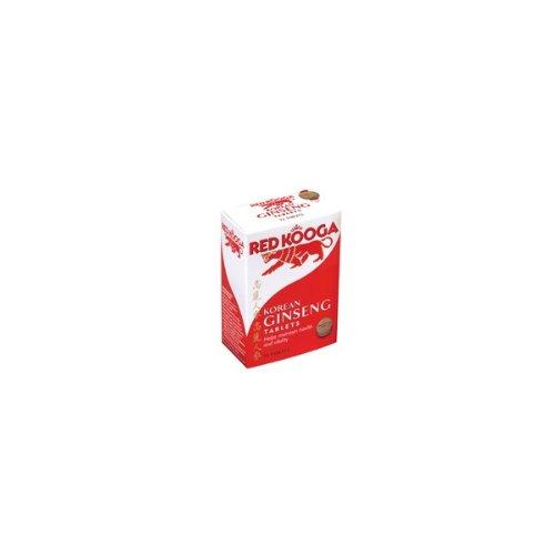 Red Kooga Ginseng Tablets 600mg 32 Tablets