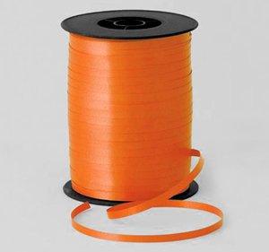Nastro arricciabile arancione 5 mm per fioristi per for Libri per fioristi
