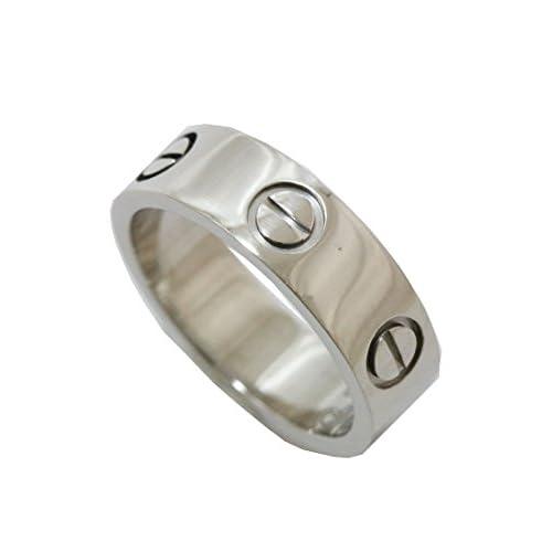 Cartier(カルティエ)?Pt950 / ラブリング リング <9号/#49> プラチナ 【指輪】