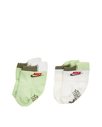Nike Set 2 Pezzi Calze [Rosa]