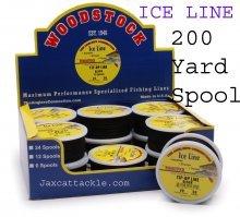 Fishlander ice fishing woodstock ice line braided for Braided ice fishing line