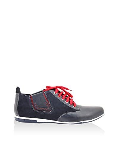 zapato Zapatillas Negro