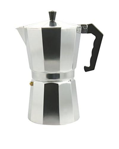 Satur Cafetera Tradizionale 12 cups Plata