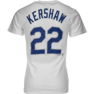 Los Angeles Dodgers Clayton Kershaw Majestic MLB Player T-Shirt at Amazon.com