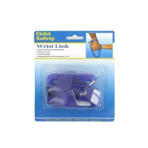 New - Child Safety Wrist Link - Case Of 24 - Gg001-24 front-1039027