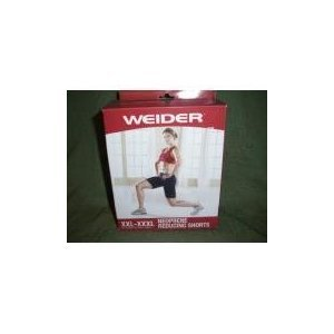 Weider Neoprene Reducing Shorts (Large)