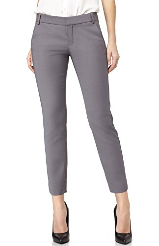 BodiLove Women's 2LUV Formal Yoga Uniform Dress Ankle Pants