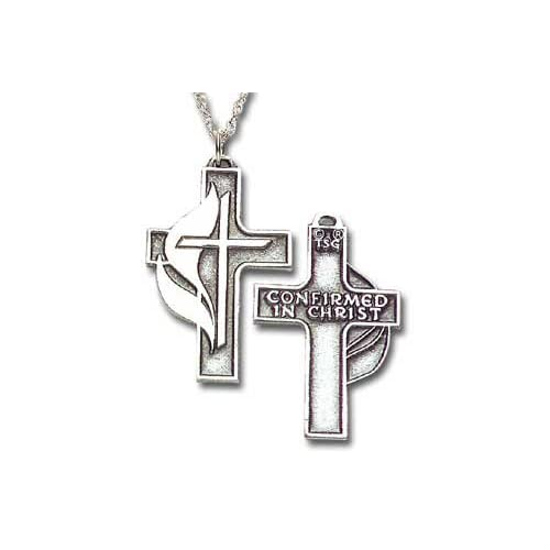 United Methodist Confirmation Cross - 157