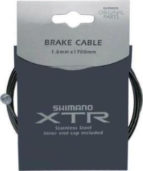 Image of Shimano XTR Brake Cable (1.6x1700-mm) (Y80098200)