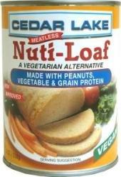 Cedar Lake Meatless Nuti-Loaf, 19 oz. Can