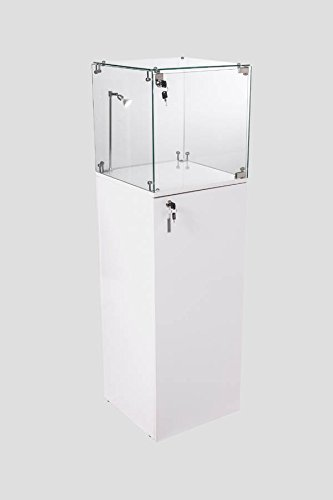 Shop Retail Display Cabinet 350x350x900mm