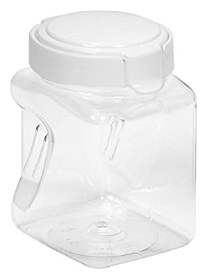 Snapware 1020 64-ounce Square-grip Canister from Snapware