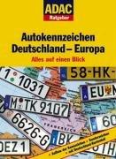 ADAC Ratgeber Autokennzeichen Deutschland-Europa