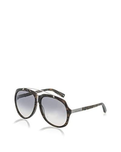 D Squared Gafas de Sol DQ011059 (59 mm) Negro / Plata