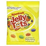 Rowntrees Jelly Tots Sharing Bag Kids Sweets