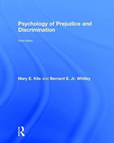 prejudice vs discrimination essay example