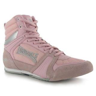 Lonsdale Storm Boxing Boots Ladies