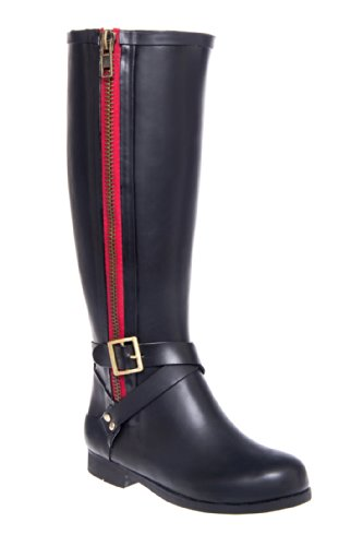 DNA Footwear Monsoon Tall Rubber Rain Boot
