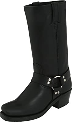 FRYE Women's Harness 12R Boot (Black 5.0 M)