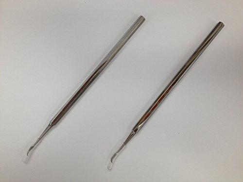 FRIGZ スケラー(ステンレス) スケーラー 15cm 医療用ステンレス器具 2個セット