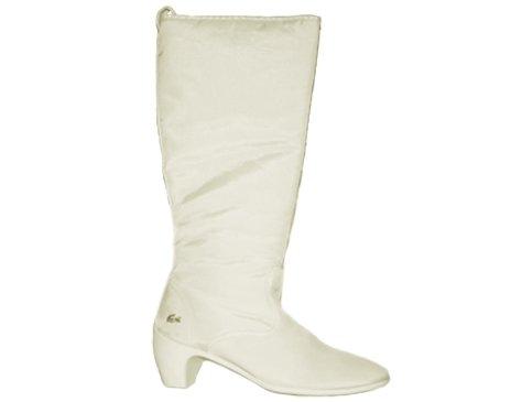Lacoste Savoye Long Boot Srw Text [7-20SRW3215098] Off White Womens Boots 7-20SRW3215098-6