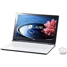 日本電気 LAVIE Note Standard - NS150/BAW エクストラホワイト PC-NS150BAW