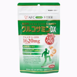 90日シリーズ 筋骨草エキス&コンドロイチン硫酸配合 グルコサミンDX