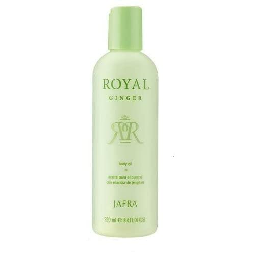 Amazon.com : Jafra Royal Ginger Body Oil 8.4 fl. oz. : Other Products