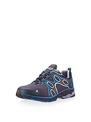 Jack Wolfskin Zapatillas Passion Trail Texapore Low M (Azul Marino)