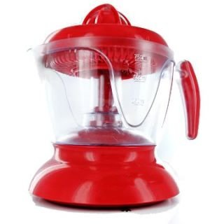 FineLIfe Electric Citrus Juicer RED (Red Orange Juicer compare prices)