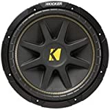 31fOZsMhRjL. SL160  Best Price on Kicker 10C154 (C154 COMP15) 15 Comp Series 4 Ohm 500 Watts Car Subwoofer  Reviews