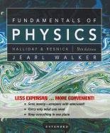 Fundamentals of Physics Extended by Halliday