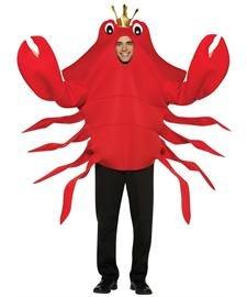 Rasta Imposta King Crab, Red, One Size
