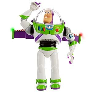 Disney Advanced Talking Buzz Lightyear Action Figure -- 12''