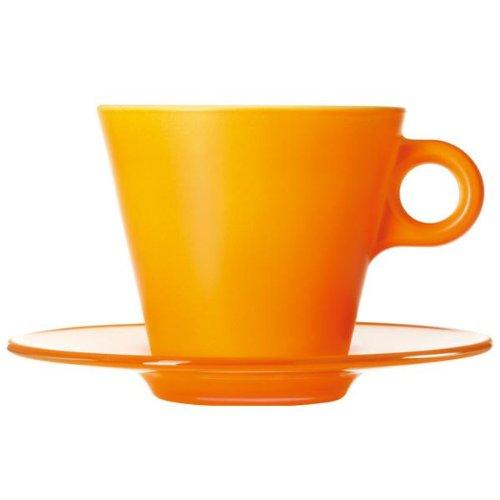 Leonardo Ooh. Cappuccino, Orange