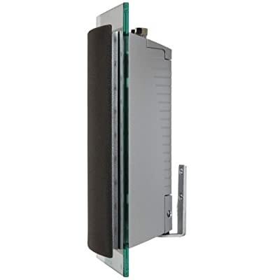 Waterfall Hurricane EVO Glass and Aluminum Speaker with Grey Grill (Sliver, Single) from Waterfall