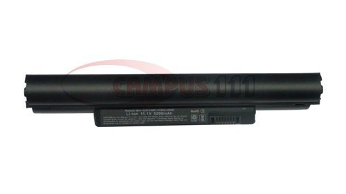 5200mAh 11.1V 6 cells Replacement Rechargeable Laptop Battery for DELL Inspiron Mini 10 1011 10v 312-0867, 312-0931, 312-0935, F144M, H766N, J590M, J658N, M457P