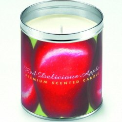 Aunt Sadie's Red Delicious Candle