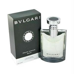 Bvlgari Pour Homme Soir by Bvlgari - Eau de Toilette 50ml - Homme