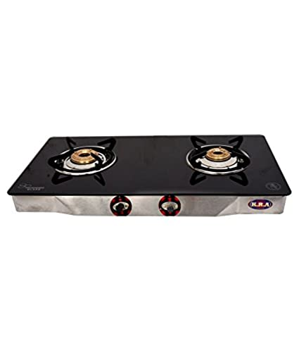 201D Manual Ignition Gas Cooktop (2 Burner)