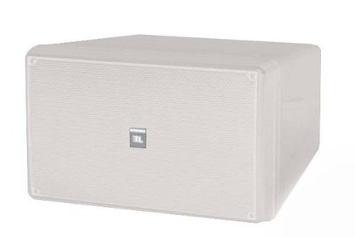 Jbl Control Sb210 Subwoofer High Output, Dual 10 Inch, Indoor/Outdoor, 400 Watts, 8 Ohms, White- Priced And Sold As A Pair