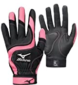 Mizuno 330223 Finch Premier G2 Women's Fastpitch Softball Batting Gloves