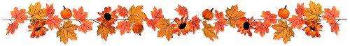 Beistle 90661 Autumn Garland,