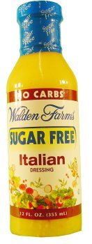 Walden Farms Sugar Free Italian Salad Dressing