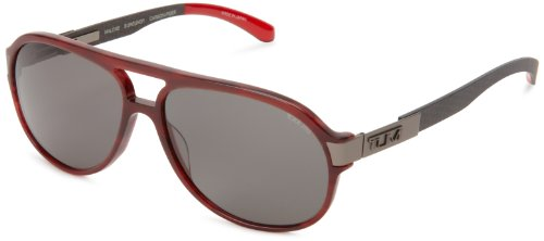 Tumi-Malone-MALOBUR59-Polarized-Aviator-SunglassesBurgundy59-mm