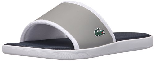 7266de5e3 Lacoste Men s L30 Sport Slide Flip Flop Price in India