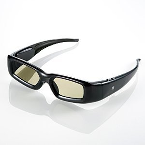 GBSG03-JP: iTrek 3D Active Shutter Glasses for