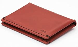 Russet Slim Sleeve Wallet by Bellroy