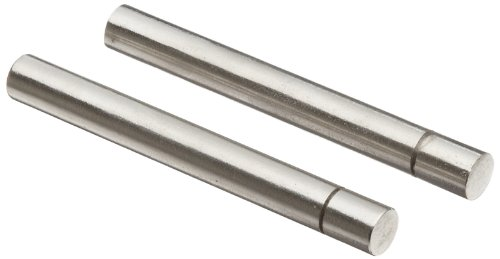 3B Scientific U29317 Steel Cylindrical Bar, 8mm Diameter, 70mm Length